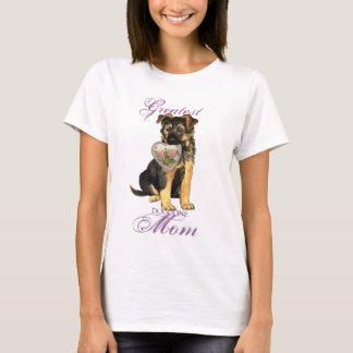 GSD Heart Mom T-Shirt