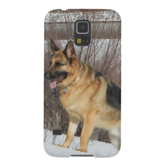 GSD in Winter Snow Galaxy S5 Cases