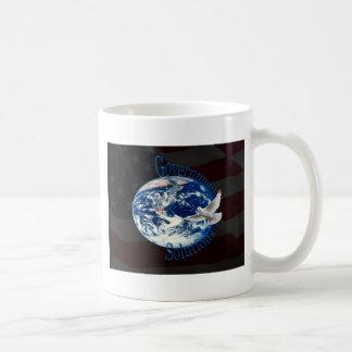 GSI Products Basic White Mug
