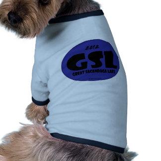 GSL Blue D Pet Tshirt
