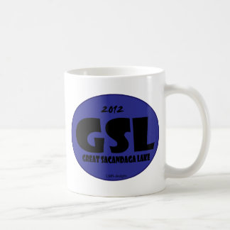 GSL Blue D Coffee Mug