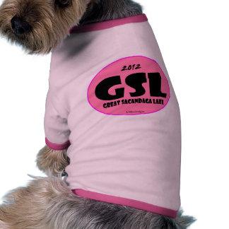 GSL Pink D Doggie Tshirt