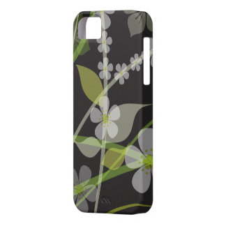 Gsm hoesje flowers iPhone 5 cases