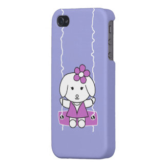 Gsm hoesje my sweet doggy covers for iPhone 4