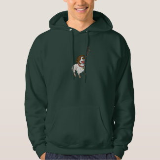 GSP Heart Adult Hooded Sweatshirt