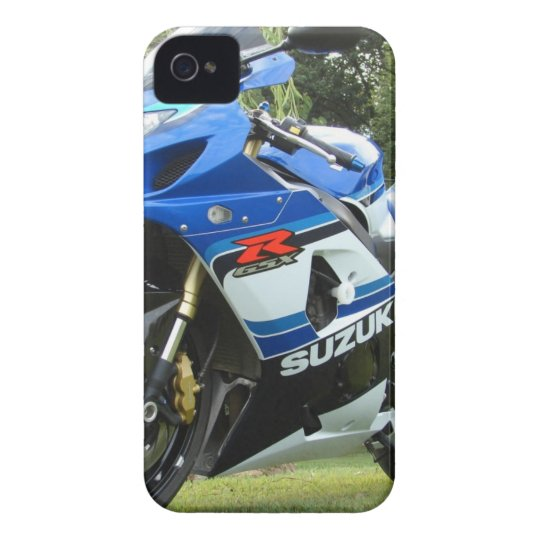 GSXR 20th Anniversary Edition iPhone 4 Cover