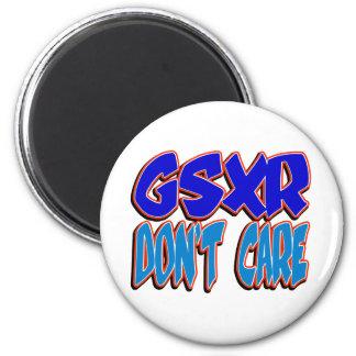 GSXRDC 6 CM ROUND MAGNET