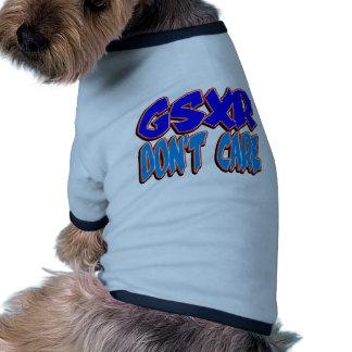 GSXRDC DOG TSHIRT