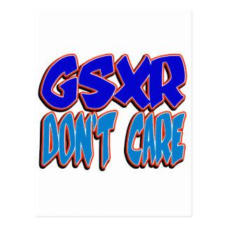 GSXRDC POSTCARD