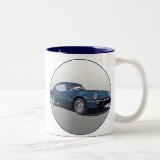 GT6 Two-Tone COFFEE MUG