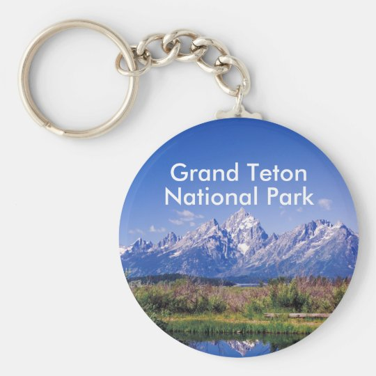 GTNP2 Products Basic Round Button Key Ring