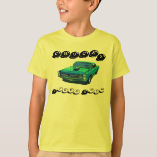 gto, CHUCKS, Speed Shop T-Shirt
