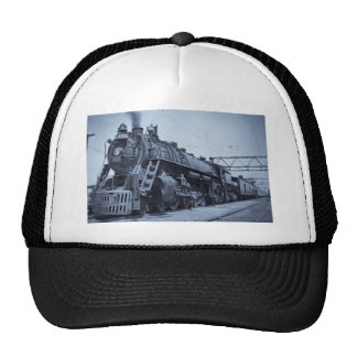 GTW Steam Engine #6335 Train #17 Cap