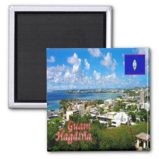GU - Guam - Hagåtña Magnet