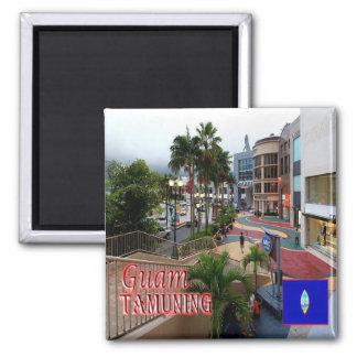 GU - Guam - Tamuning Magnet