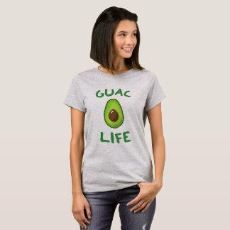 GUAC (Guacamole) LIFE - Green T-Shirt