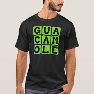 Guacamole, Avocado Dip T-Shirt