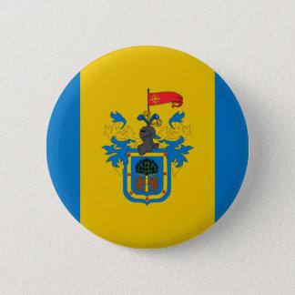 Guadalajara, Mexico 6 Cm Round Badge