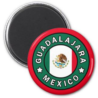 Guadalajara Mexico 6 Cm Round Magnet