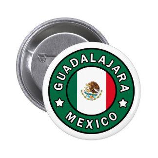 Guadalajara Mexico button