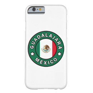 Guadalajara Mexico phone case Barely There iPhone 6 Case