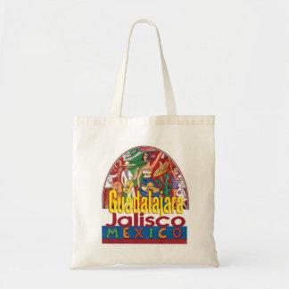 GUADALAJARA Mexico Tote Bag