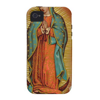 GUADALUPE VIRGIN  04  CUSTOMIZABLE PRODUCTS VIBE iPhone 4 COVER