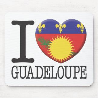 Guadeloupe Mouse Mat