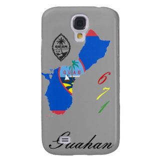 Guam 3 galaxy s4 case