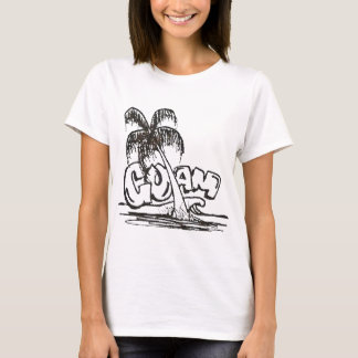 guam b&w T-Shirt