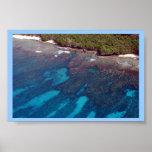 Guam Beach Print