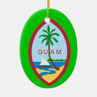 Guam* Christmas Ornament
