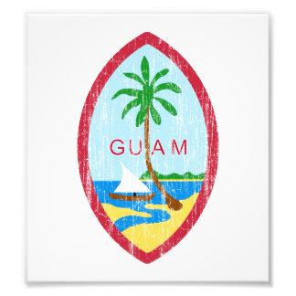 Guam Coat Of Arms Photo Print
