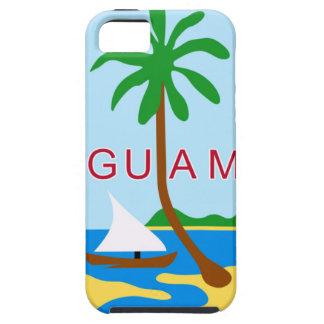 GUAM - emblem/flag/coat of arms/symbol iPhone 5 Case
