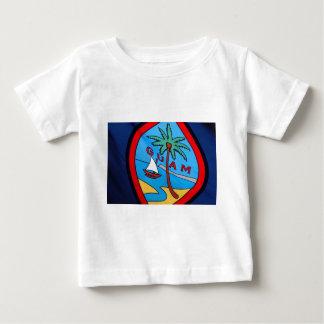 Guam flag baby T-Shirt
