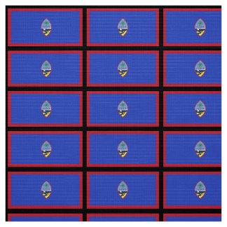 Guam Flag Fabric