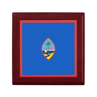 Guam Flag Gift Box