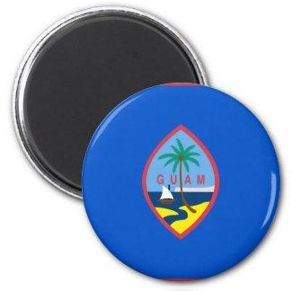 Guam Flag GU Magnet