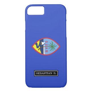 Guam Flag iPhone 7 Case