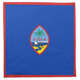 Guam Flag Napkin