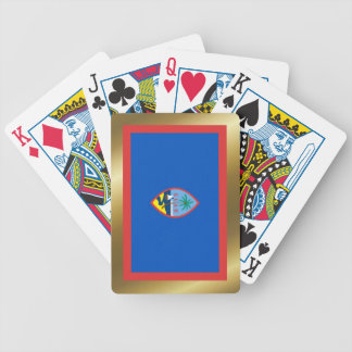 Guam Flag Playing Cards