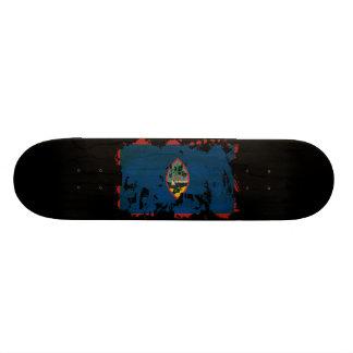 Guam Flag Skate Decks