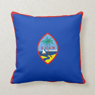 Guam Flag x Flag Pillow