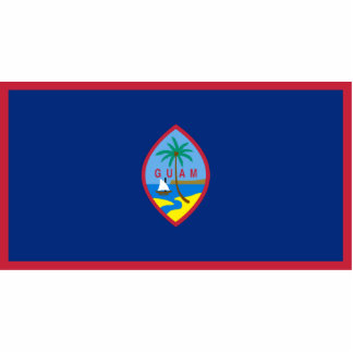 Guam – Guamanian National Flag Photo Cutout