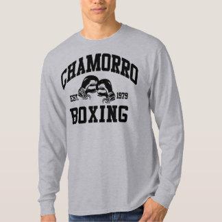 GUAM RUN 671 Chamorro Boxing T-Shirt