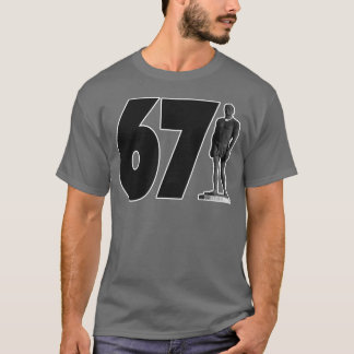 GUAM RUN 671 Chief Area Code T-Shirt