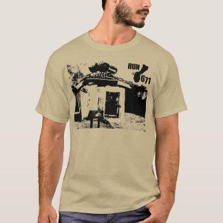 GUAM RUN 671 Chocolate House T-Shirt
