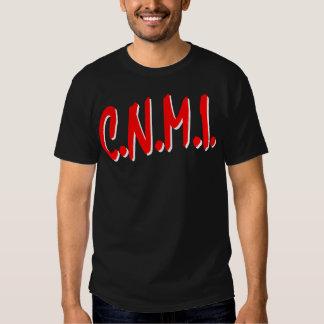 GUAM RUN 671 CNMI Rap Tee Shirt