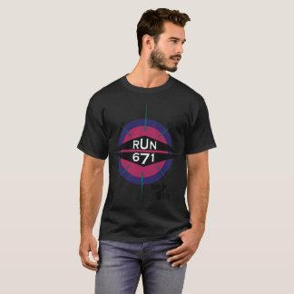 GUAM RUN 671 Early 90s Rap T-Shirt