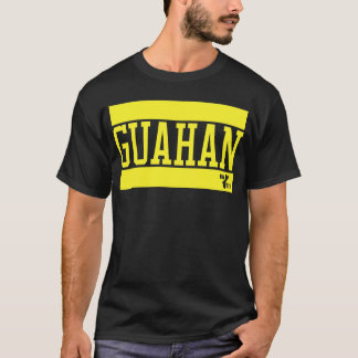 GUAM RUN 671 Guahan Bars T-Shirt
